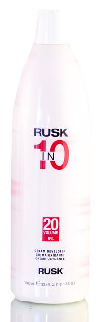 Rusk in 10 Developer 20 Vol 6%