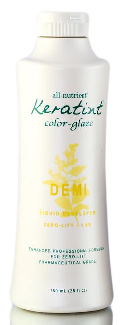 All-Nutrient Keratint Color-Glaze Demi Liquid Developer 1.6% Zero Lift