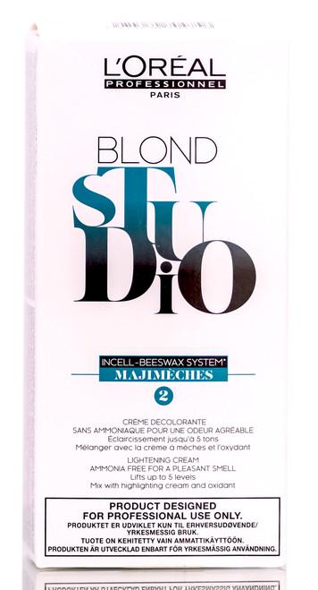 L'Oreal Paris Blond Studio 2 Lightening Cream