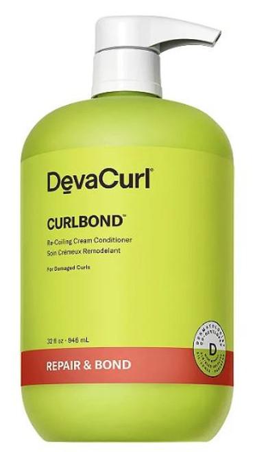 DevaCurl CurlBond Re-Coiling Cream Conditioner