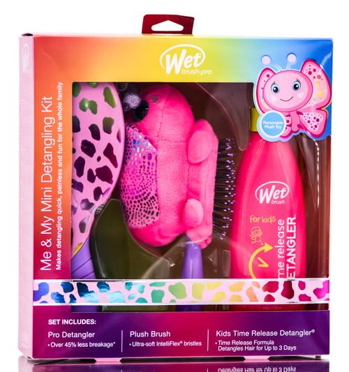The Wet Brush Me & My Mini Detangling Kitty Kit