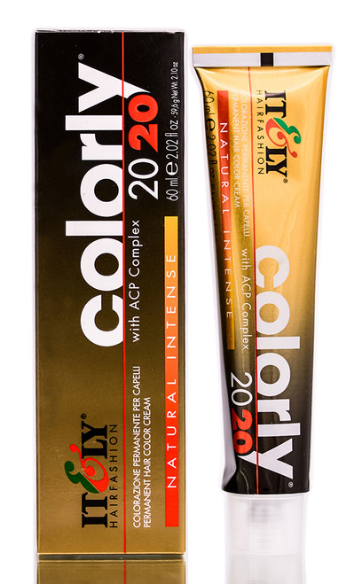 It&ly Colorly 2020 Permanent Hair Color with ACP Complex (2.02 oz)