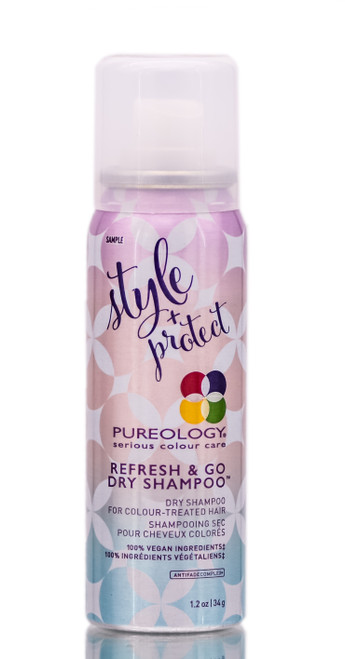 Pureology Style+Protect Refresh & Go Dry Shampoo