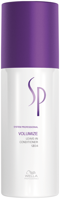 Wella System Professional Volumize Leave-In Conditioner