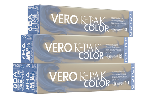 Joico Vero K-Pak Blue Ash Series Hair Color