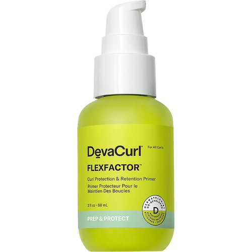 DevaCurl Flexfactor Curl Protection & Retention Primer