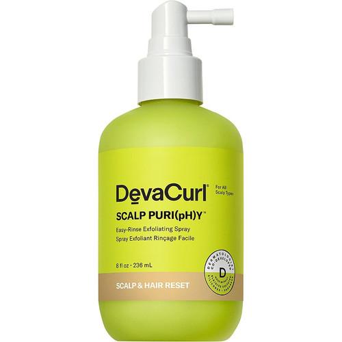 DevaCurl Scalp Puri(pH)Y Easy-Rinse Exfoliating Spray