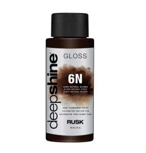 Rusk Deepshine Gloss Demi-Permanent Color