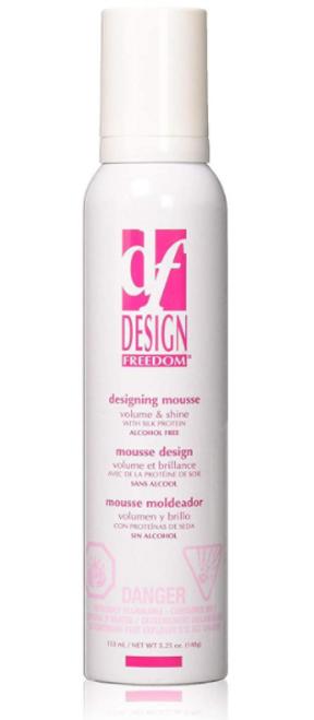 Zotos Design Freedom Designing Mousse