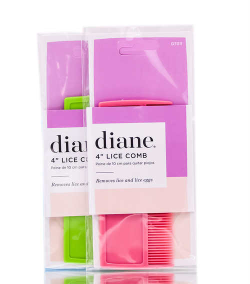 Diane 4'' Lice Comb
