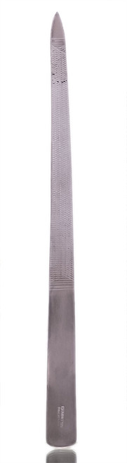 DL Pro 8'' Triple Cut Stainless Steel Metal Nail File (O87)