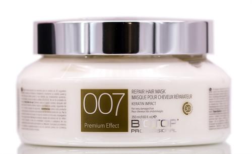 Biotop 007 Premium Effect Repair Hair Mask
