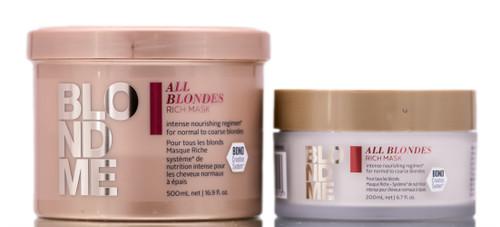 Schwarzkopf Professional Blond Me All Blondes Rich Mask