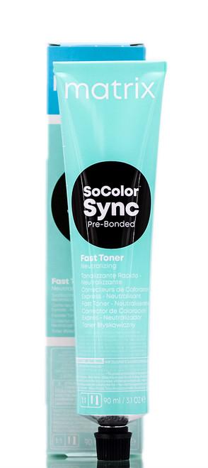 Matrix SoColor Sync Pre-Bonded Fast Toner (3.1 oz)