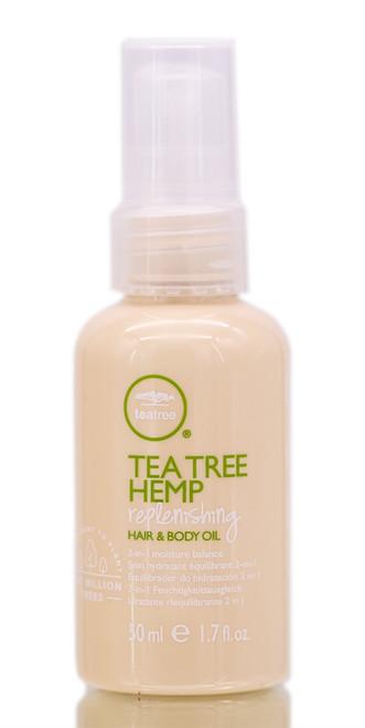 Paul Mitchell Tea Tree Hemp Replenishing Hair & Body Oil