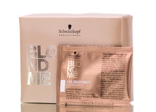 Schwarzkopf Professional BlondMe All Blondes Vitamin C Shot