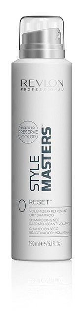 Revlon Style Masters Reset 0 Volumizer + Refreshing Dry Shampoo