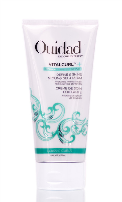 Ouidad Vitalcurl + Define & Shine Gel-Cream