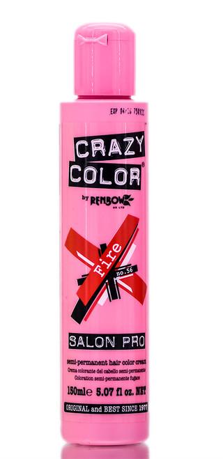 Crazy Color Semi Permanent Hair Color Cream (5.07 oz)