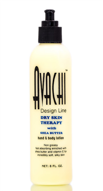Avachi Design Line Dry Skin Therapy With Shea Butter Hand & Body Lotion