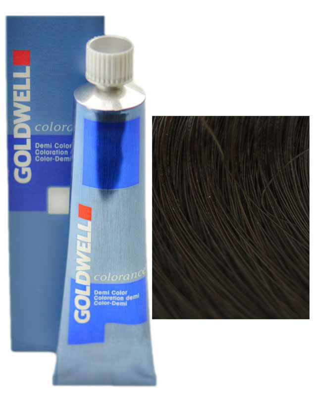 Goldwell Colorance Demi Color Acid Semi-Permanent Hair Color Coloration (2.1 oz. tube)