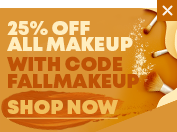 25% off All Makeup