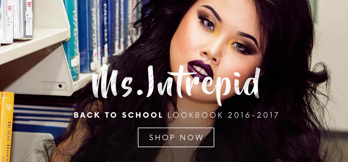 ms intrepid lookbook