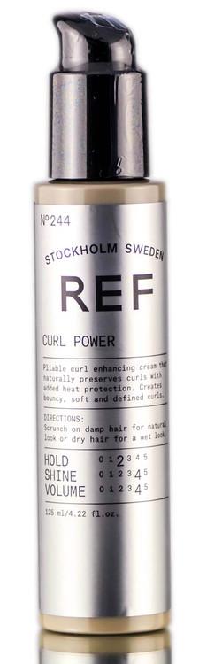 ref 244 curl power