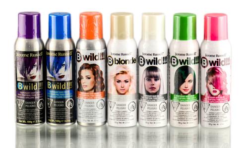 Jerome Russell Bwild Temporary Hair Color Spray - SleekShop.com ...