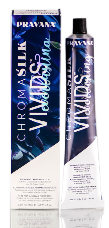 Pravana Chromasilk Vivids Everlasting Permanent Hair Color