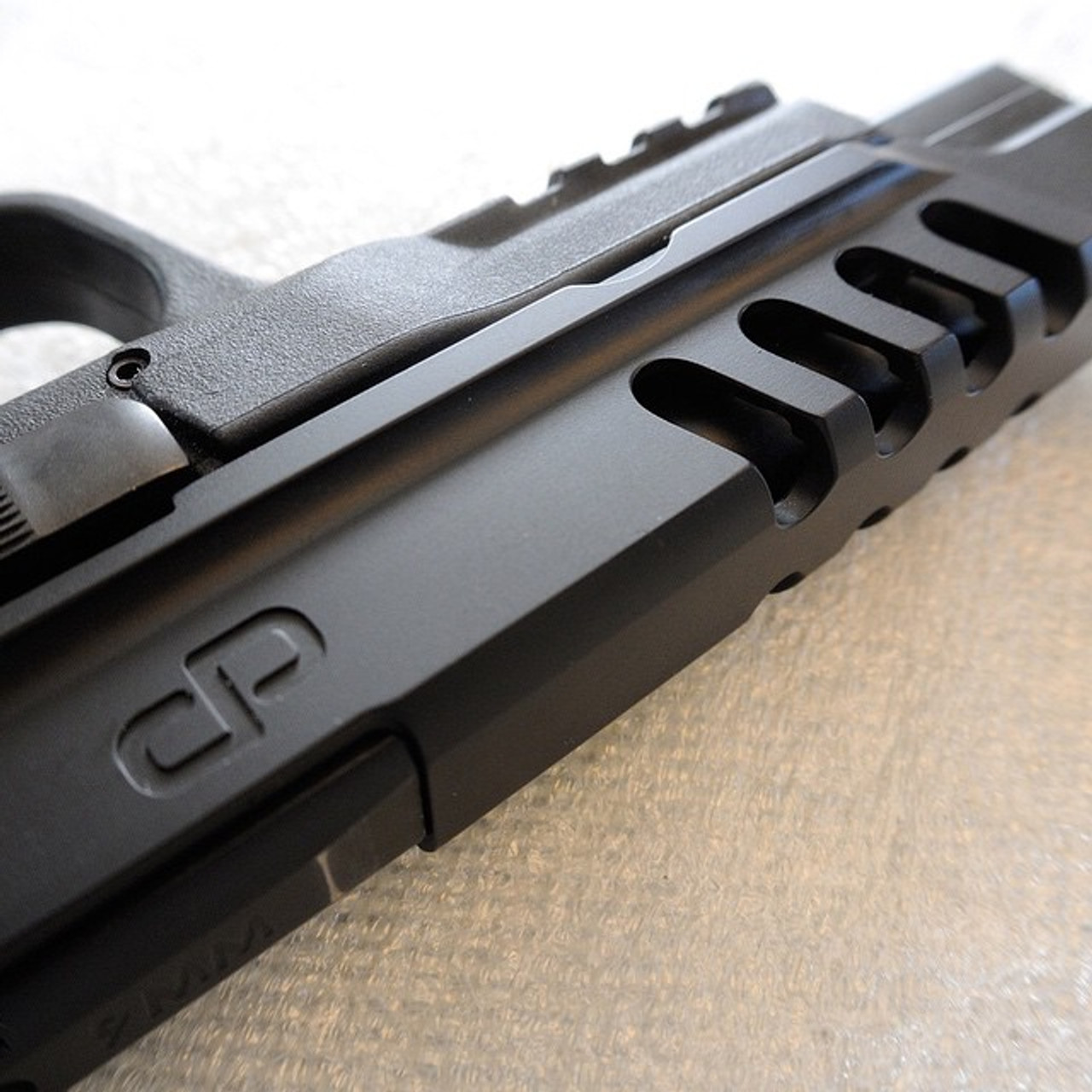 Customize Your M&P Slide