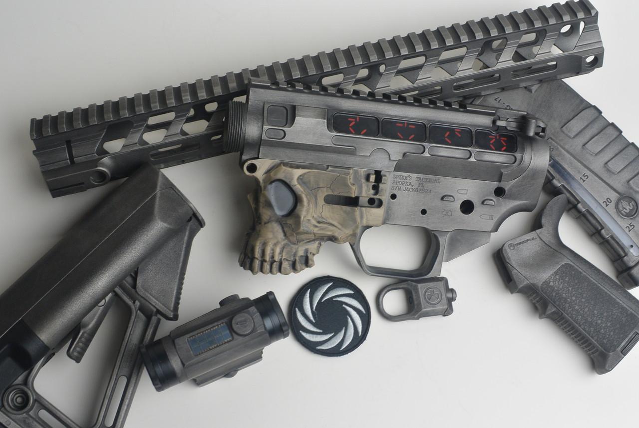 Battleworn Rifle Finish