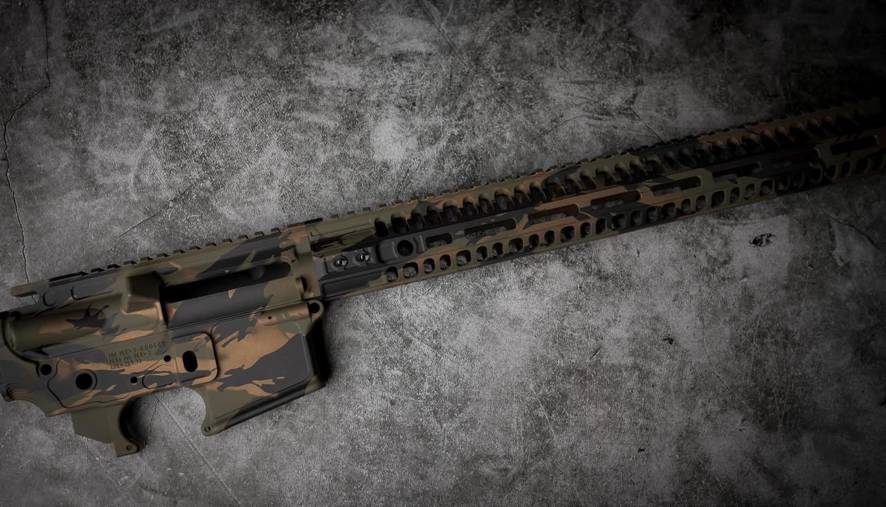 """B.Kings Firearms In VTS 15"""" MLOK Rail"""