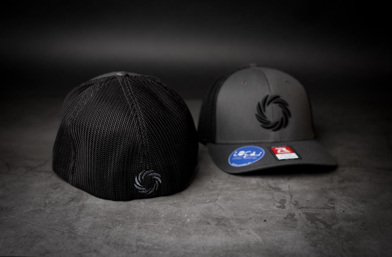 """WWLLC Flexfit Embroidered """"Trucker"""" Hat"""