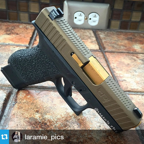 Customize Your Glock Slide