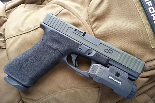 Glock EDC Slide Package
