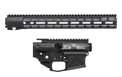 "Custom Cerakoted Aero Precision M4E1 Builder Set with 15'"" Atlas R1 Mlok Rail"
