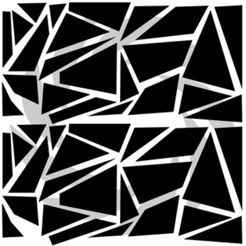 Triangles Camo Stencil Pack