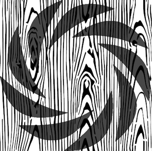 Woodgrain Camo Stencil Pack