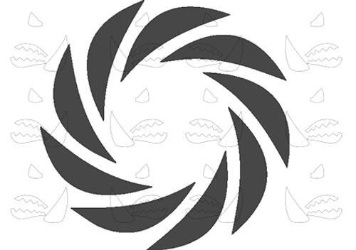 Sharps Brothers Warthog Masking Stencils