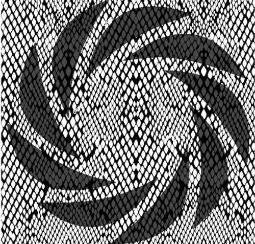 Snakeskin 2 Stencil Pack