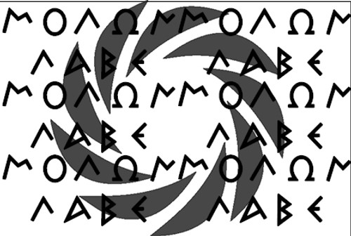 Molon Labe Stencils