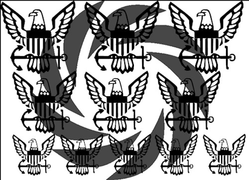 US Navy Stencils