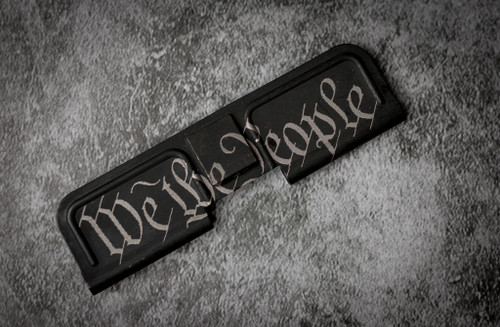 Laser Engraved WTP Dust Cover