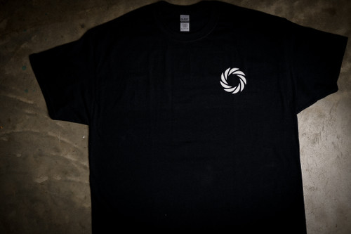 WWLLC Logo T Shirt in Black