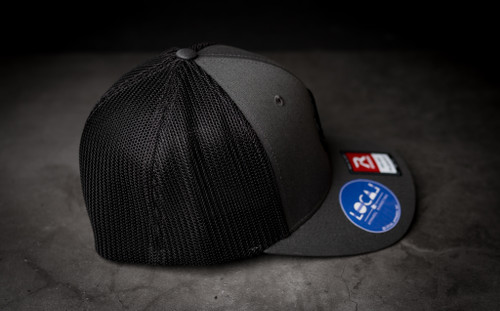 "WWLLC Flexfit Embroidered ""Trucker"" Hat"