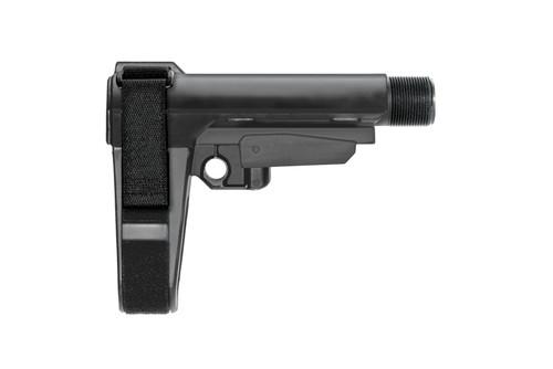 SBA 3 Pistol Brace Black