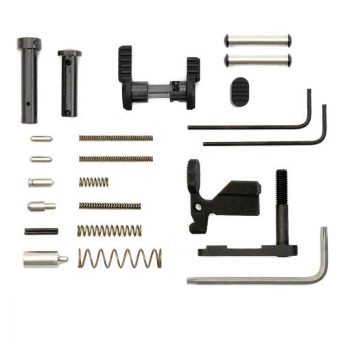 Armaspec Ar-15 Lower Parts Kit (Less FCG+Grip)