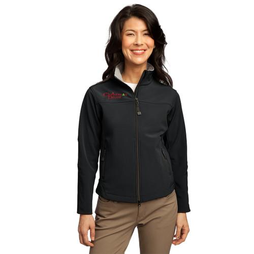 Port Authority® Ladies Glacier® Soft Shell Jacket