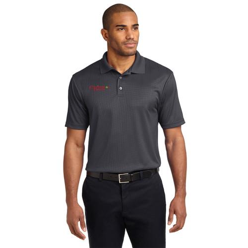 Port Authority® Performance Fine Jacquard Polo
